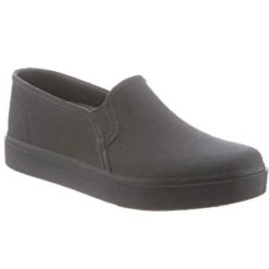 Klogs Black TiburnChef Rubber Career Clog Shoes